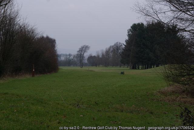 Renfrew Golf Course
