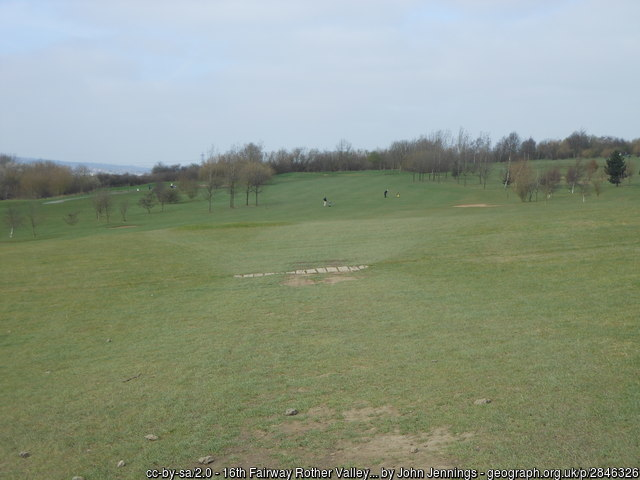 Rother Valley Golf Course