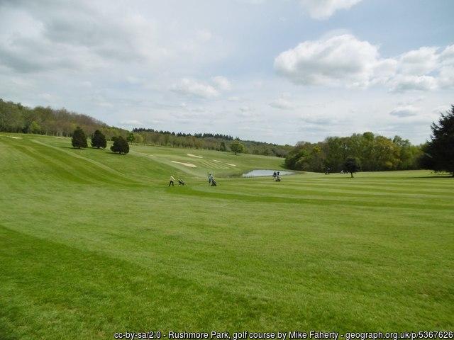 Rushmore Golf Course