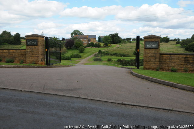 Rye Hill Golf Course