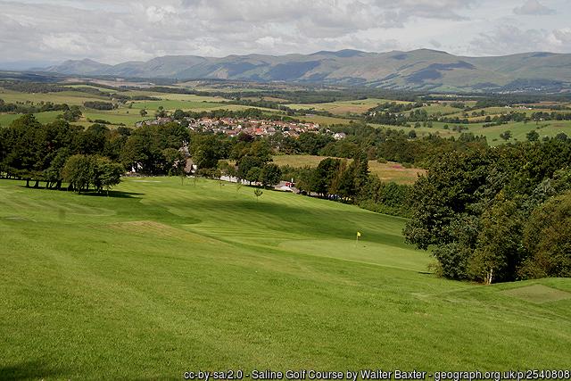 Saline Golf Course