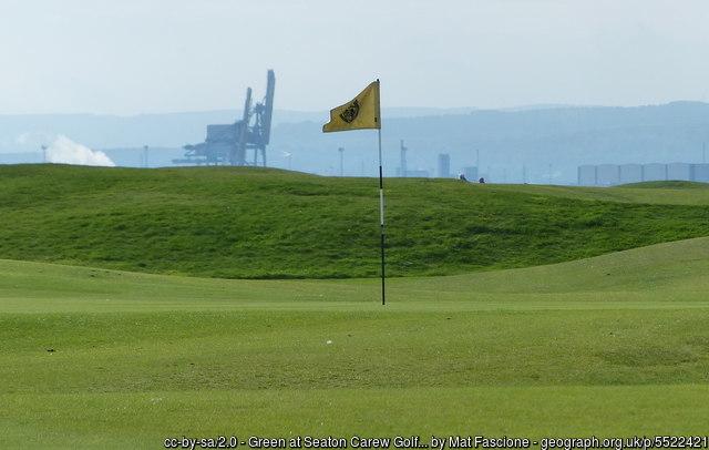 Seaton Carew Golf Course