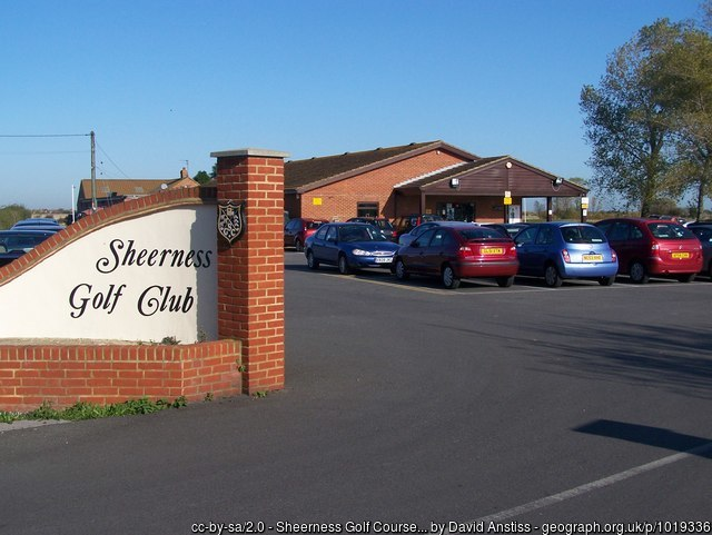 Sheerness Golf Course