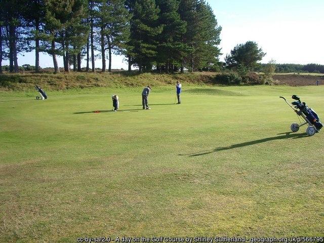 Shirley Golf Club