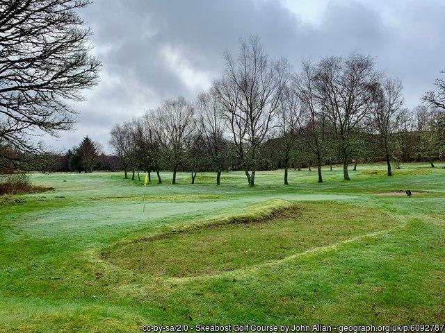 Skeabost Golf Club