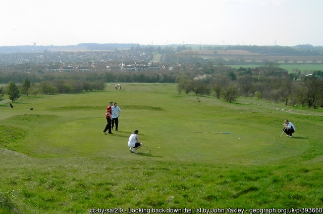 South Beds Golf Course