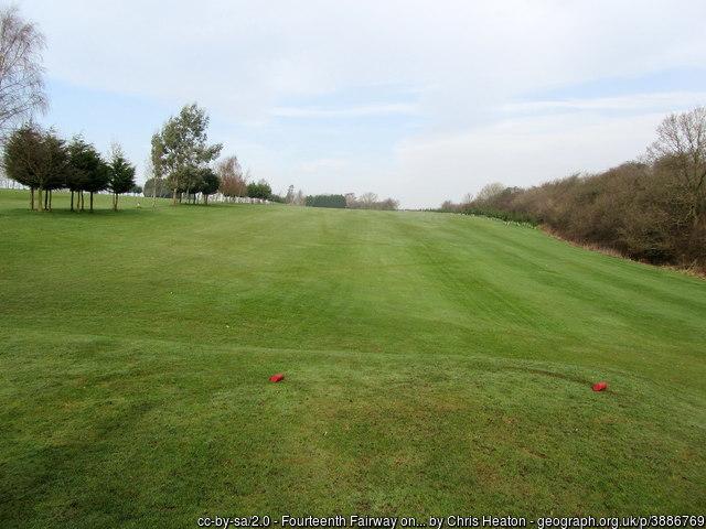 Spofforth Golf Course