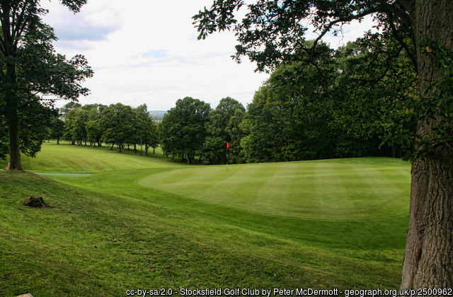 Stocksfield Golf Club
