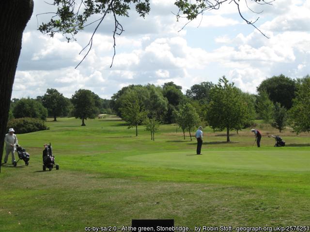 Stonebridge Golf Centre