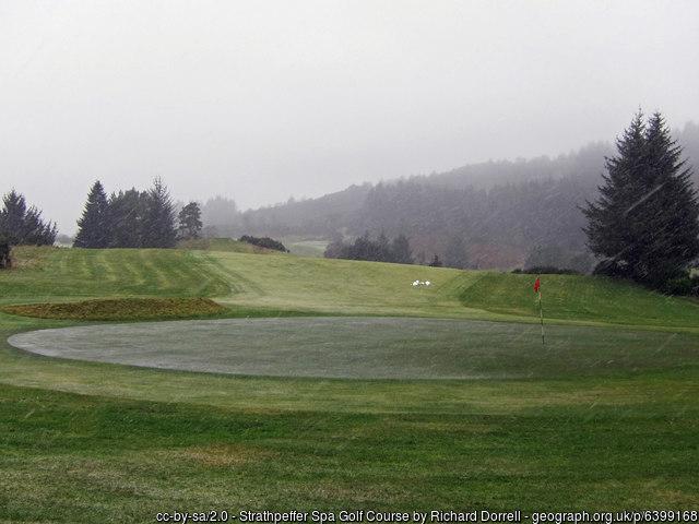Strathpeffer Spa Golf Course