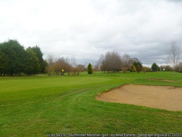 Sturminster Marshall Golf Course
