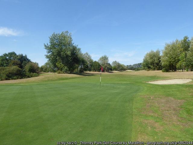 Thorney Park Golf Course