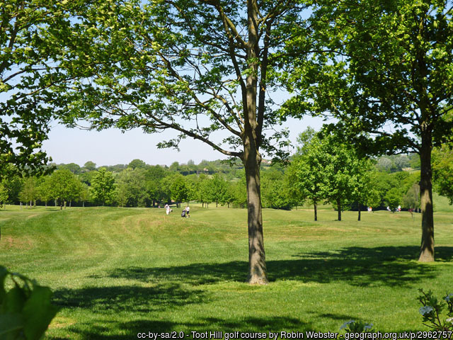 Toot Hill Golf Course