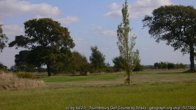 Tournerbury Golf Course