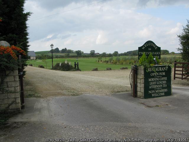 Twelve Oaks Golf Course
