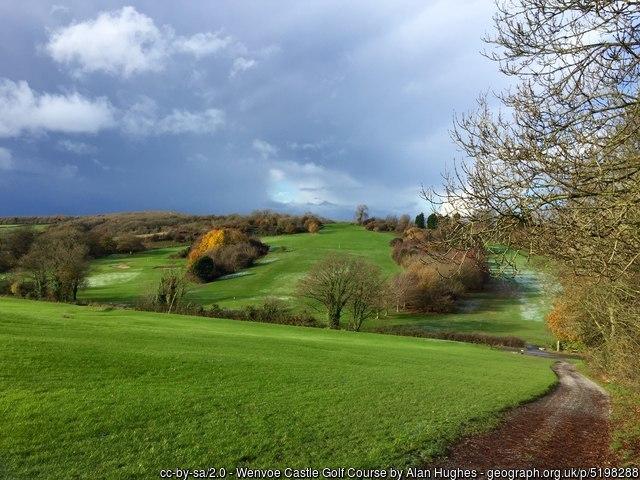 Wenvoe Castle Golf Course