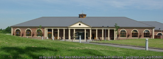 West Midlands Golf Course