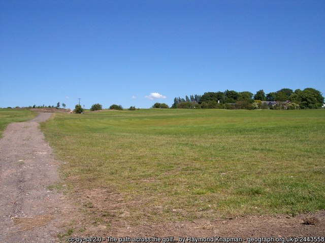 Westhoughton Golf Course
