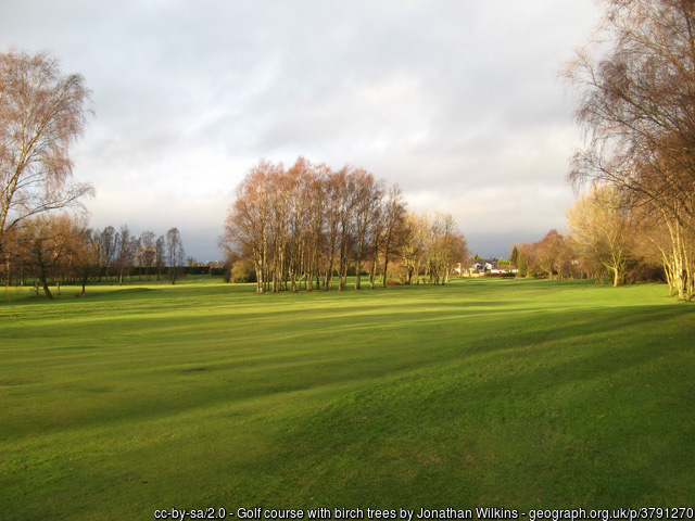 Whitefield Golf Course