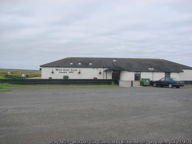Wick Golf Course
