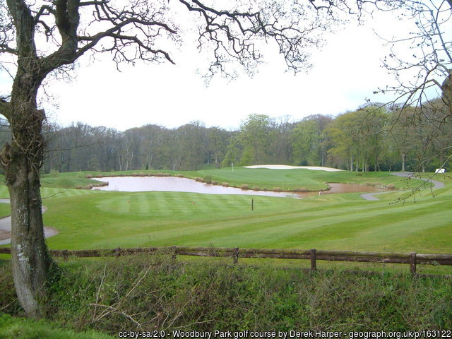 Woodbury Park Golf Club