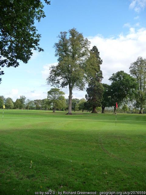 Wrottesley Golf Club
