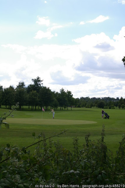 Bourn Golf and Country Club