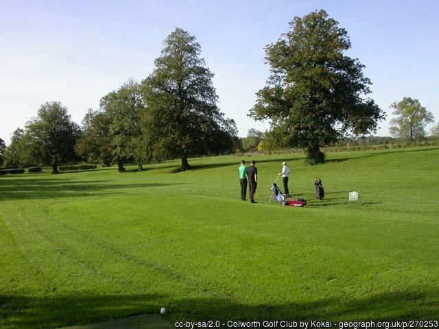 Colmworth Golf Club