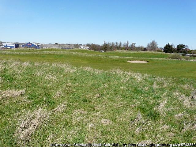 Crowlands Heath Golf Course