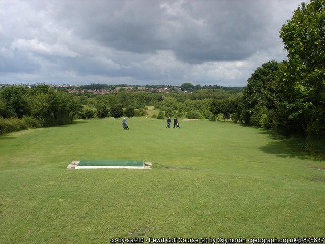 Pewit Golf Course