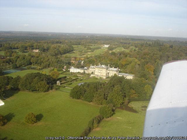Queenwood Golf Course