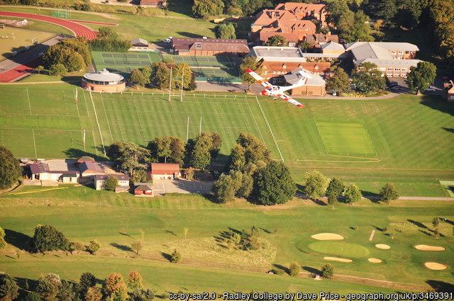 Radley Golf Course