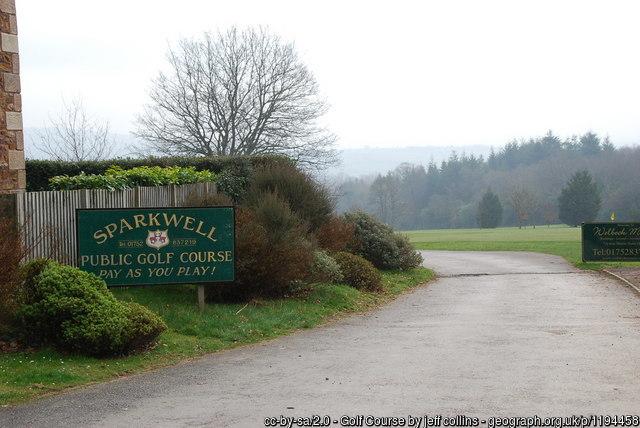 Sparkwell Golf Club
