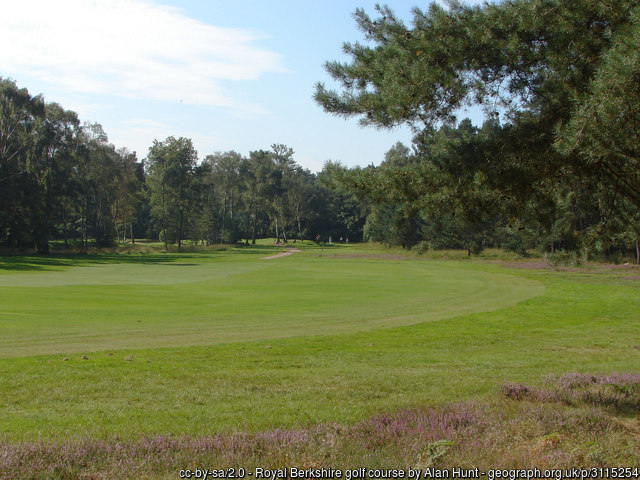 The Berkshire Golf Course