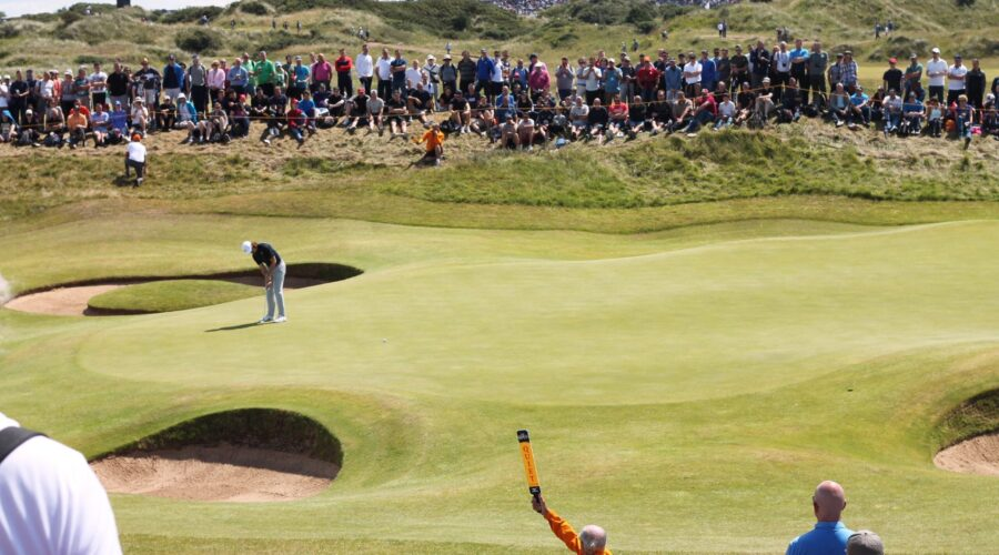 A-Z Royal Golf Courses around the World